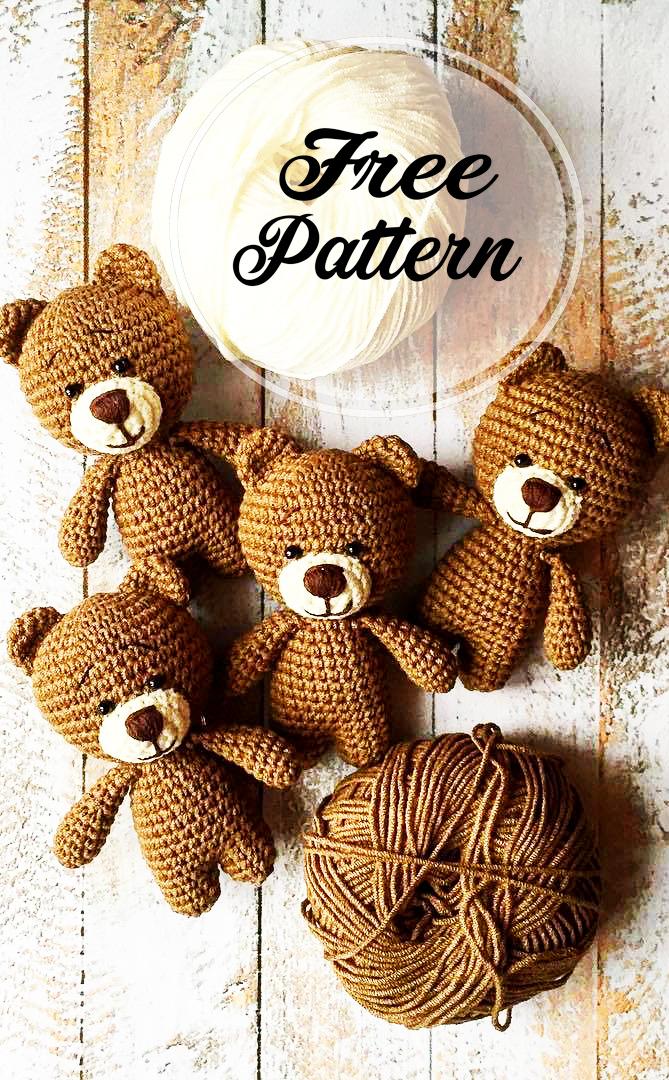 Amigurumi Cow - A Free Crochet Pattern | Amigurumis patrones ... | 1080x669