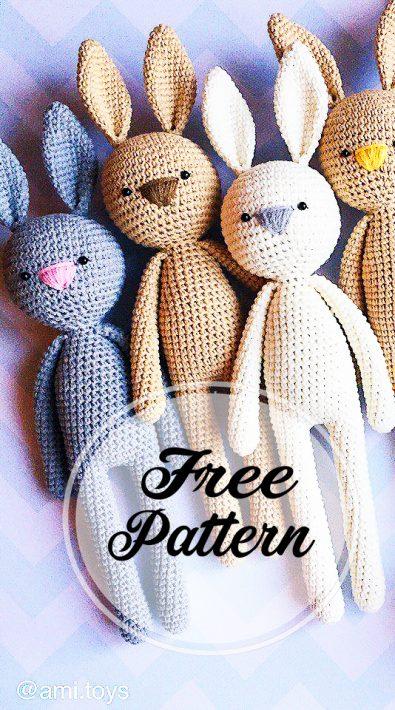 conejito-amigurumi-crochet-patron-libre