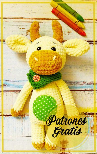 patron-libre-de-crochet-amigurumi-de-toro