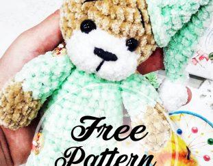 crochet-amigurumi-oso-de-peluche-en-patron-libre-de-pijamas