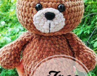 crochet-amigurumi-patron-libre-de-oso-de-felpa