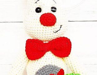 Patrón Navidad Amigurumi - Sueños Blanditos | 243x311