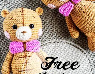 crochet-amigurumi-oso-de-peluche-con-patron-libre-de-pajarita