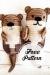 Amigurumi Otter Familia Plona de Amigurumi Gratis