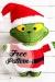 Grinch Amigurumi Patrones Gratis