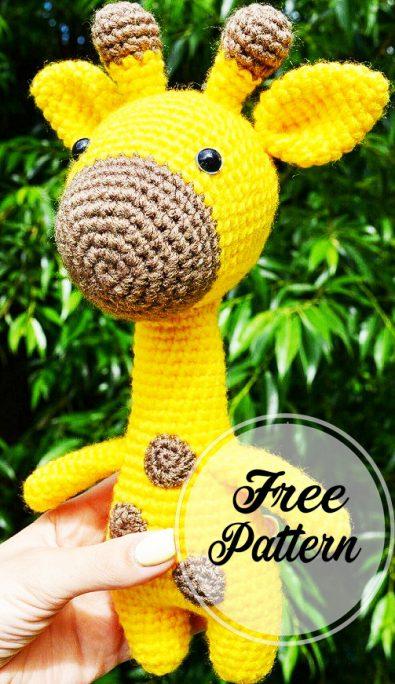 amigurumi-patron-libre-de-jirafa-ganchillo