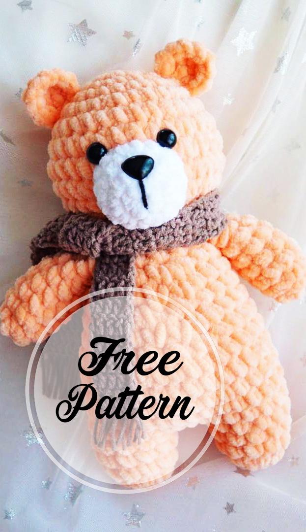 Owl Ragdoll crochet amigurumi pattern PDF INSTANT by AlaSascha ... | 1080x623
