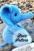 Esther elefante amigurumi patrón gratis