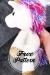 Jazzy el unicornio libre Amigurumi ganchillo patrón
