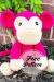 Mimi el mono Amigurumi Patrón Gratis