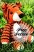 Tomás el Tigre Amigurumi Patrón Gratis