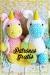 Patrón gratis de peluche de unicornio amigurumi