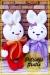 Crochet felpa Conejito Amigurumi patrón libre