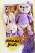 Conejitos coloridos Amigurumi patrón gratis