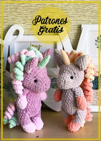unicornio-de-felpa-amigurumi-patron-gratis